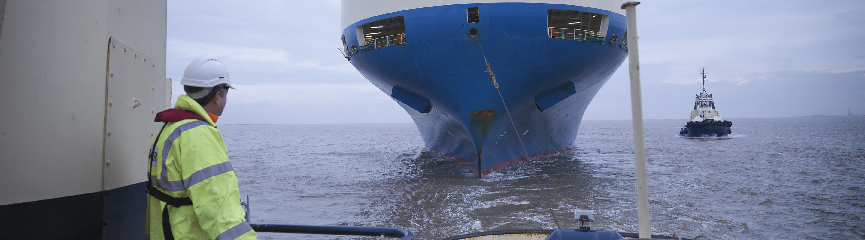 Harbour towing contract